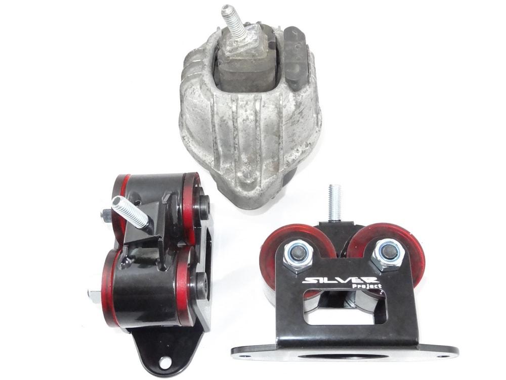 SOLID ENGINE MOUNTS for BMW E81,E82,E87,E88,E90,E91,E92,E93,E84