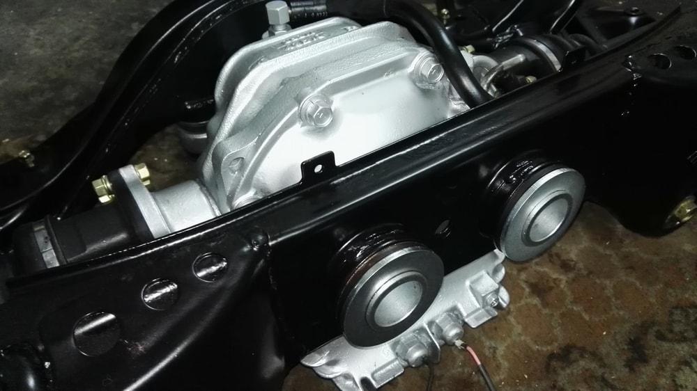Diff bushes rear fit Nissan 200sx S14 S15 R32 R33 R34 Skyline